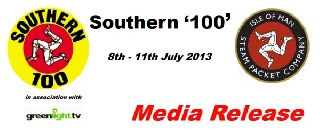 TT Stars Confirm Their Commitment to 2012 Southern 100 - 2013