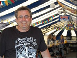 Beer tent boss pushes for TT action on prom
