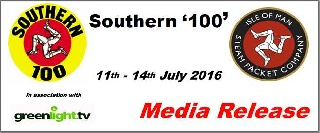 2016 Sidecar Regulations for Southern 100