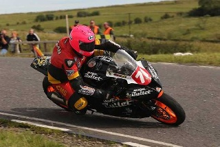 Veteran Davy Morgan is all revved up for a busy campaign
